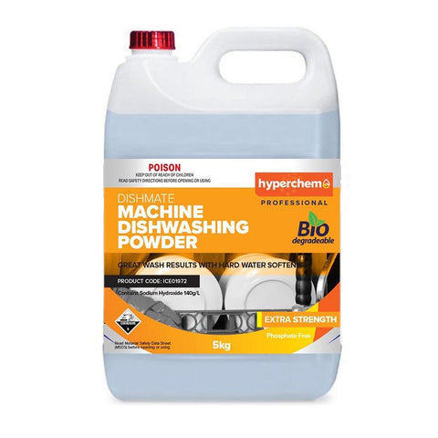 Hyperchem Dishmate Machine Diswashing Powder 5KG 51552