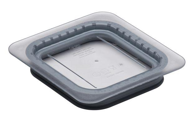 Cambro GN 1/6 Grip Lid - Clear 60CWGL135