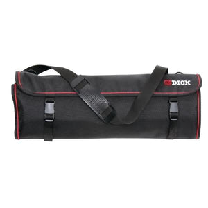 Dick Black Textile Roll Bag & Strap