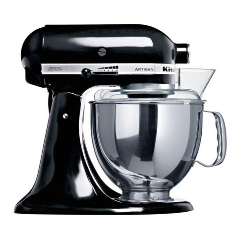 KitchenAid Domestic KSM150 Artisan Stand Mixer 5KSM150 Onyx Black
