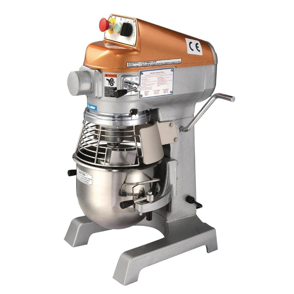 Robot Coupe Planetary Mixer SP100-S (Gold Top)