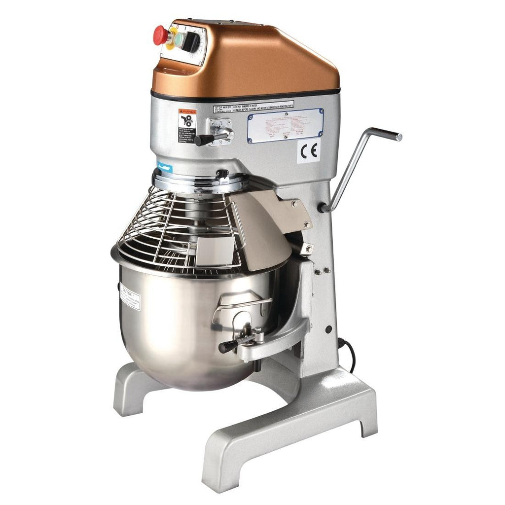 Robot Coupe 25L Planetary Mixer SP25-S (Gold Top)