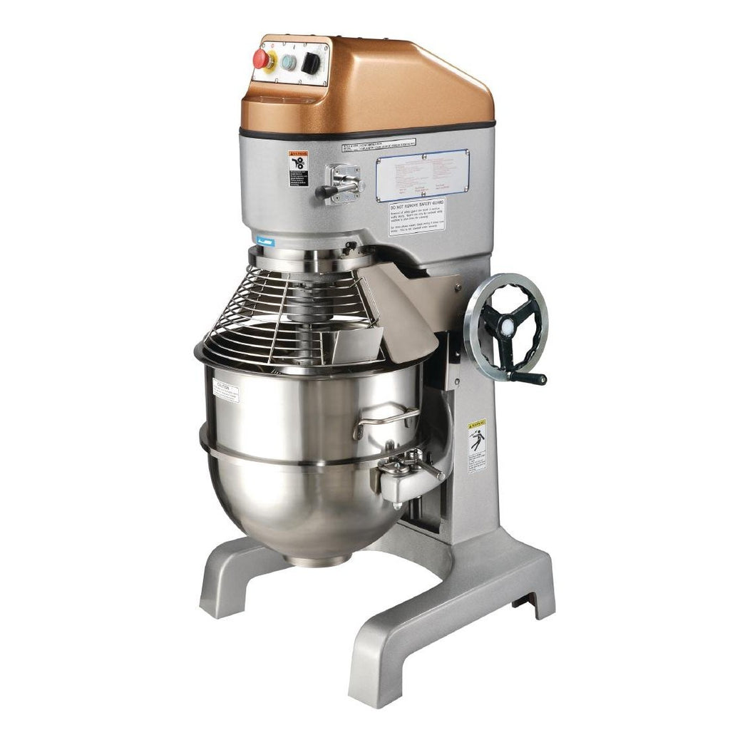 Robot Coupe 60L Planetary Mixer SP60-S (Gold Top)