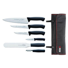 Dick Pro Dynamic 6 Piece Knife Set with Wallet