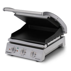 Roband Grill Station 6 Slice Smooth Non Stick Plates GSA610ST