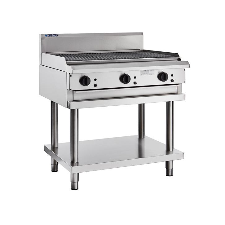 LUUS CS-9C Professional 900mm Chargrill
