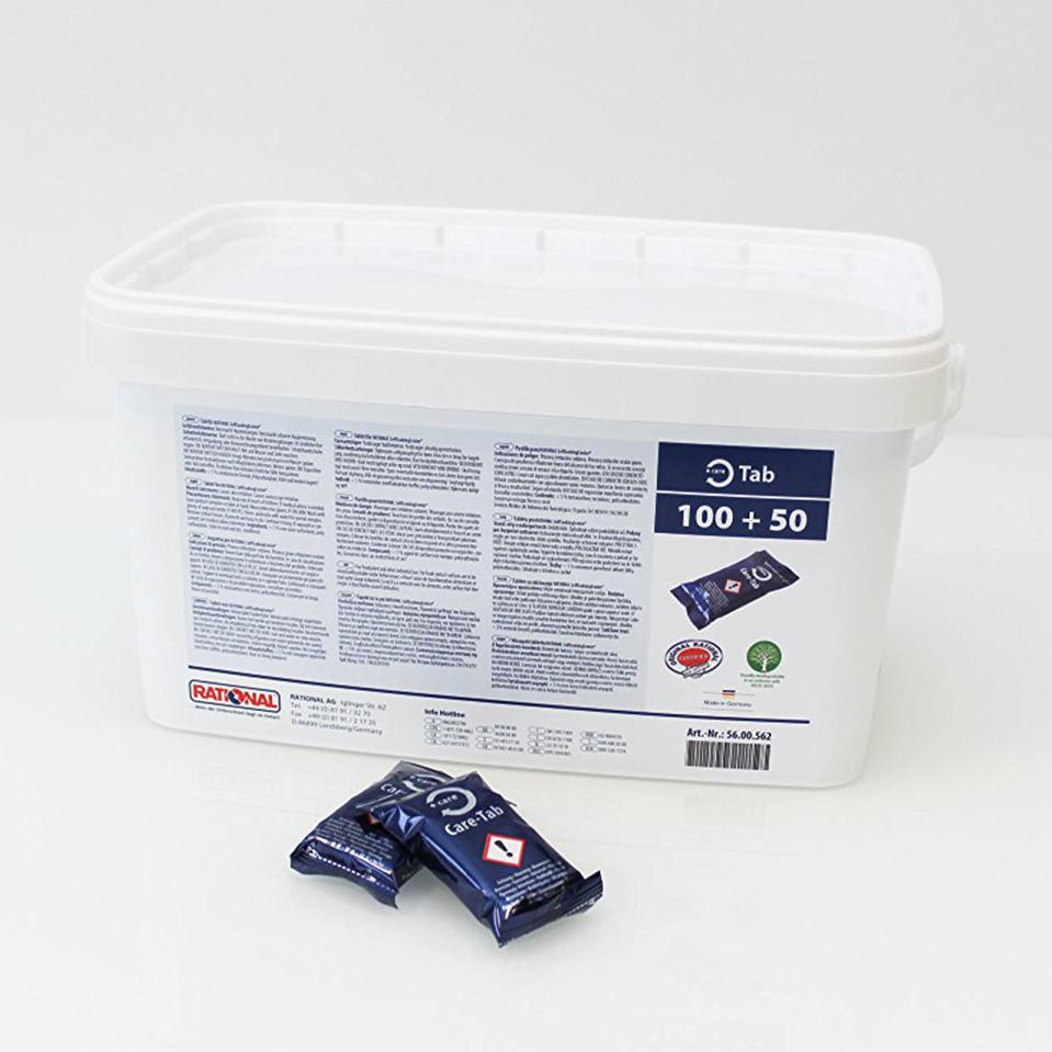 150PCE Rational Care Tabs with Care Control (Blue 5600562)