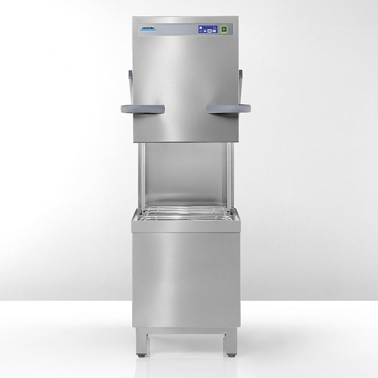 Winterhalter PT-L Energy Passthrough Dishwasher Open Hood - ICE Group