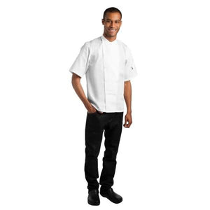 Le Chef Unisex Light Weight Chefs Jacket S