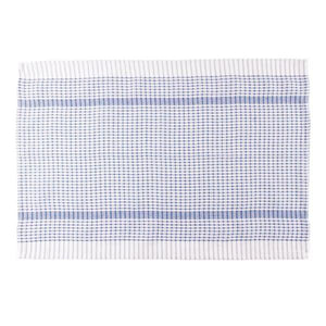 10PCE Wonderdry Blue Tea Towels - ICE Group HospitalityWarehouse