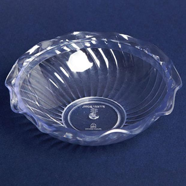 12PCE Ken Hands Sweet Bowl (San) Clear (18) 98340