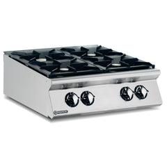 Mareno 4 Burner Hob Natural Gas ANC98G-40 - icegroup hospitality superstore