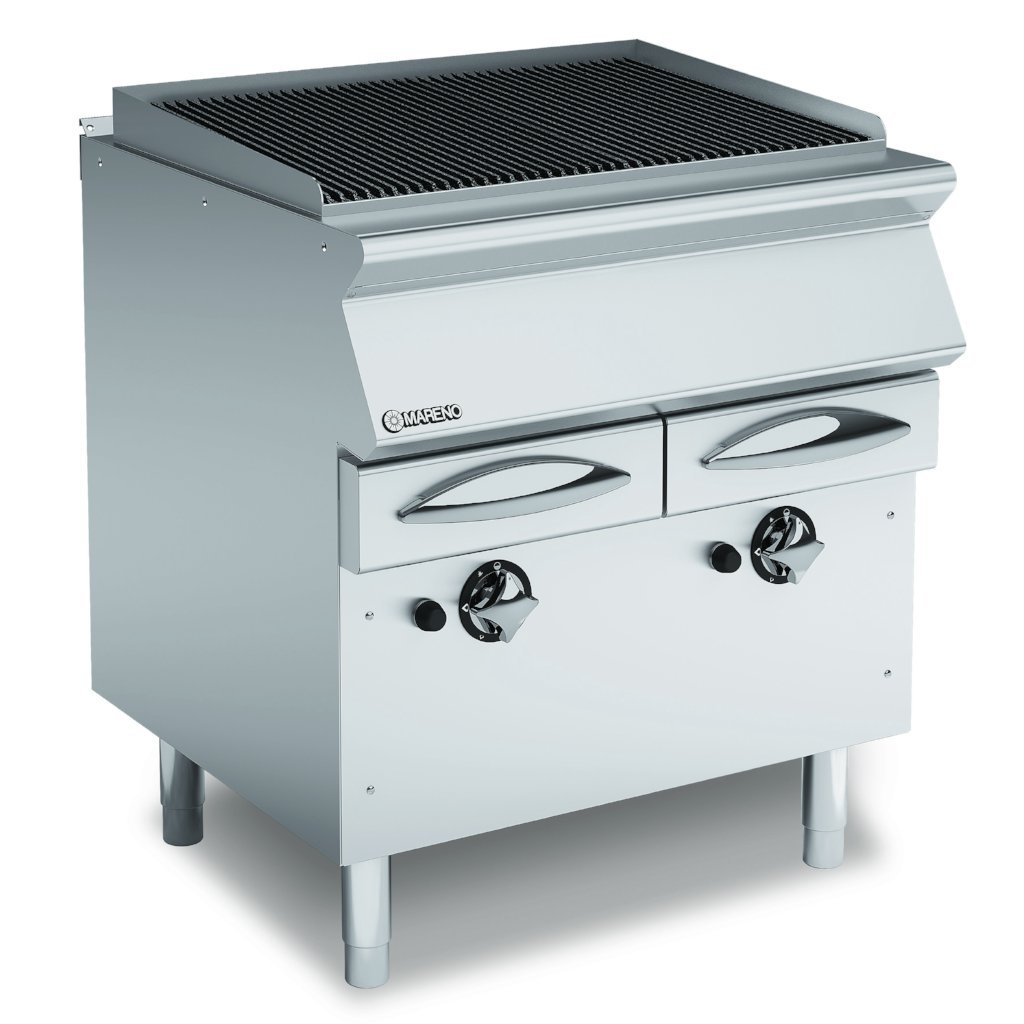 Mareno 90 Series Gas Radiant Gas Grill ANG98G