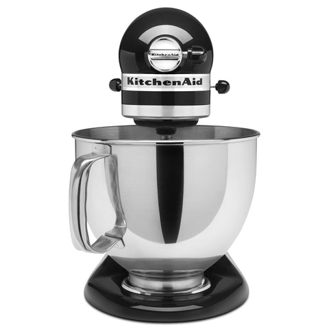KitchenAid Domestic KSM150 Artisan Stand Mixer - 5KSM150PSAOB Onyx Black