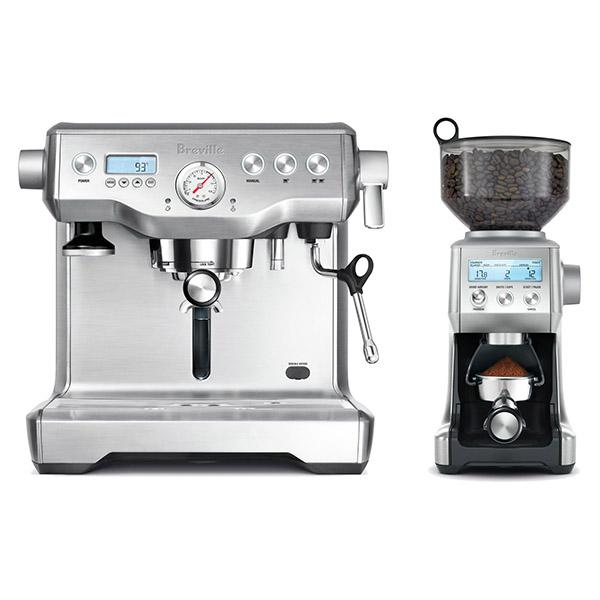 Breville Coffee Dynamic Duo Dual Boiler With Smart Grinder - ICE Group HospitalityWarehouse
