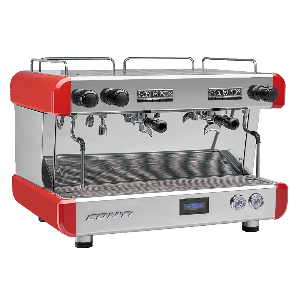 Boema Conti 2 Group Automatic Coffee Machine CC100