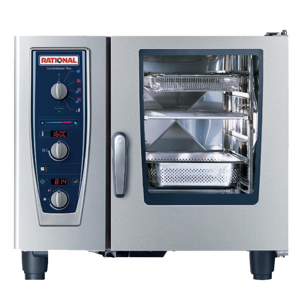 Rational CombiMaster CM61 6 Tray Combi Oven - ICE Group HospitalityWarehouse