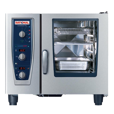 RATIONAL CombiMaster CM61 - 5 Cooking Modes
