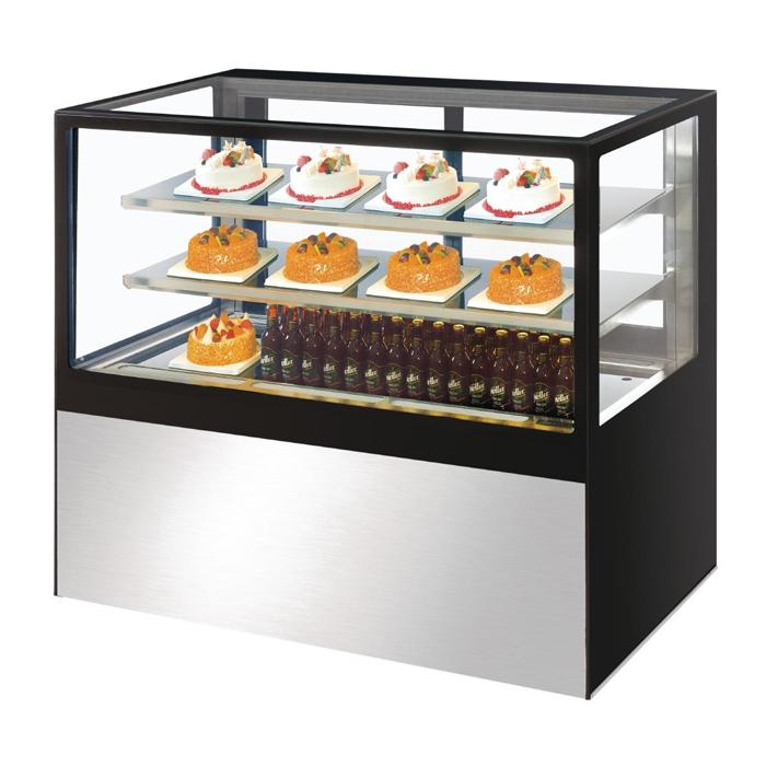 Polar 485L Refrigerated Deli Display Premium 1500mm