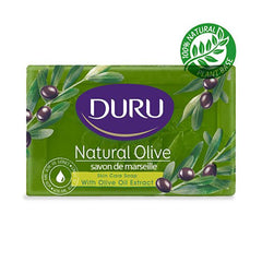 48PCE Duru Nourish Body Soap 160g Natural Olive Oil