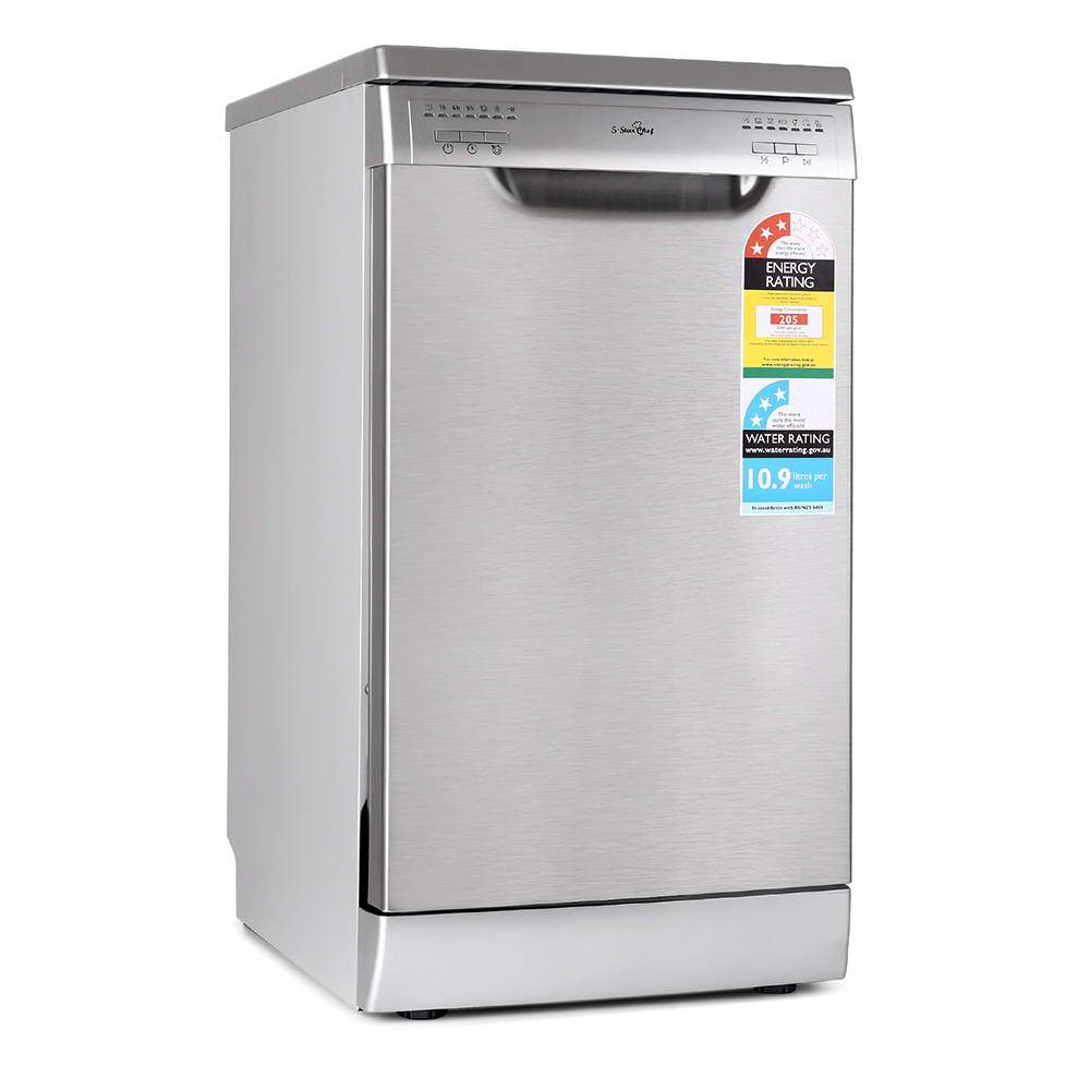 Stainless Steel Dishwasher Free Standing - ICE Group
