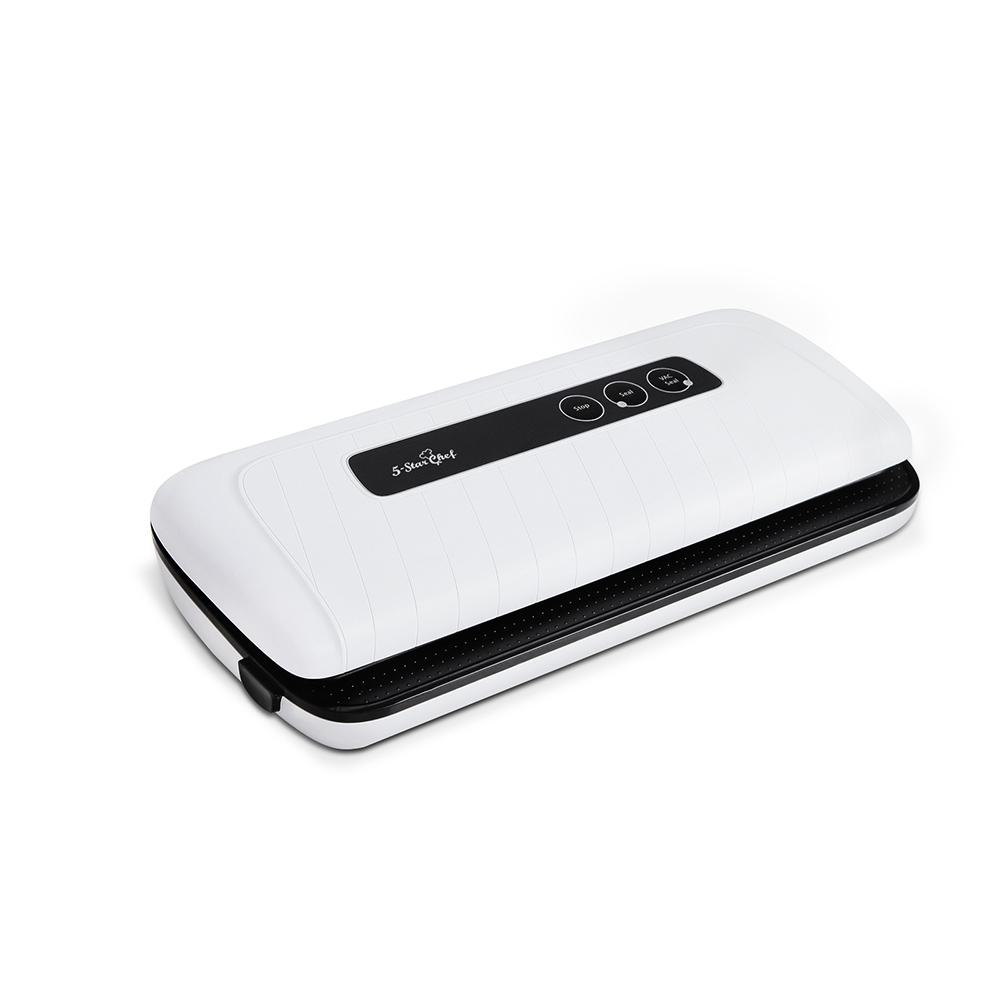 Vacuum Food Sealer Machine White