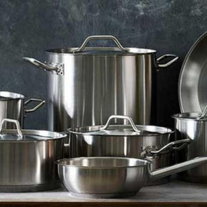 Roband 20L Forje Stock Pot Including Lid WSS20