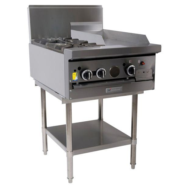Garland GF Series 600Mm 2 Burner 300Mm Grill Top GF24-2G12T-NG