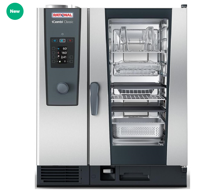 Rational iCombi Classic Combi Oven ICC101G-NG