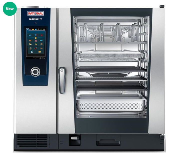 Rational iCombi Pro Combi Oven ICP102G-NG
