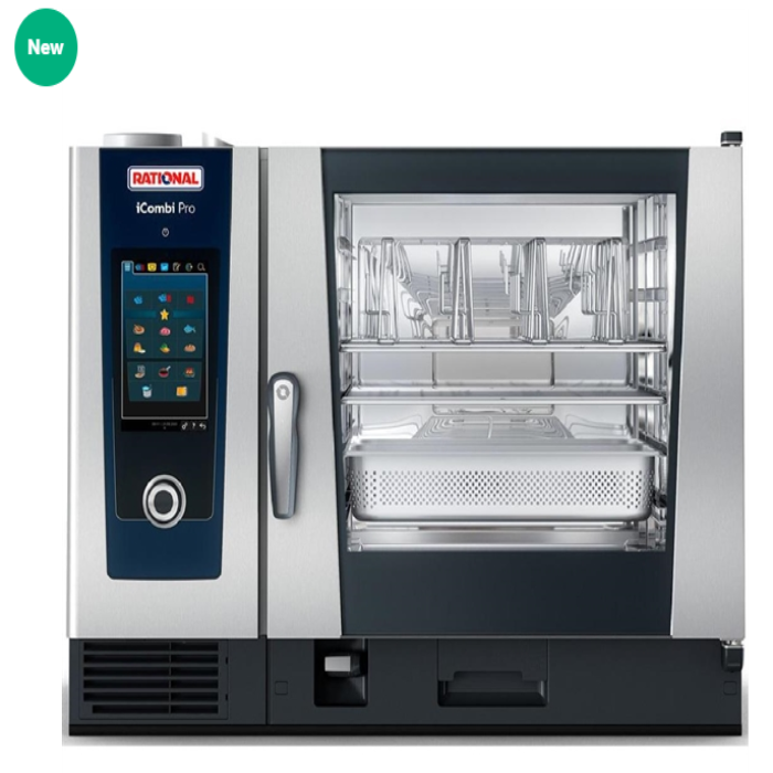 Rational iCombi Pro Combi Oven ICP62G-NG