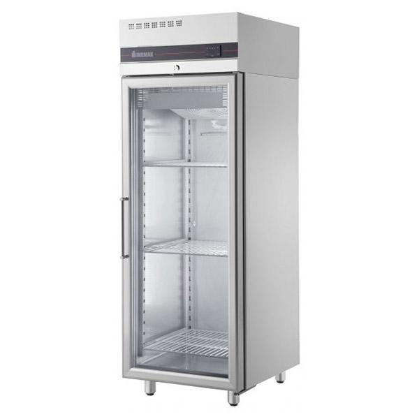 Inomak 654L Single Glass Door Refrigerator UFI1170G