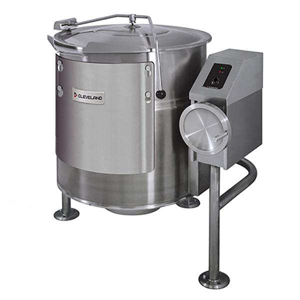 Cleveland 375L Electric Tilting Kettle KEL100T