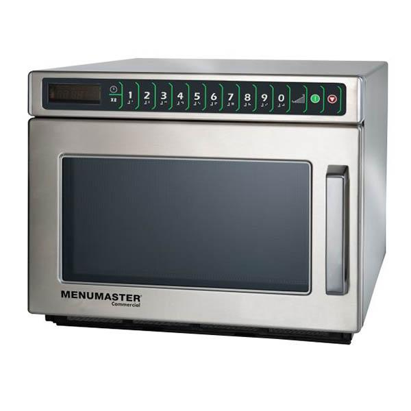 MENUMASTER Heavy Duty Microwave 1400W DEC14E2A - ICE Group