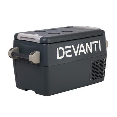 Devanti 35L Portable Fridge Freezer Cooler - ICE Group