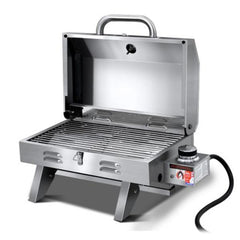 Grillz Portable Gas BBQ Grill Heater - ICE Group HospitalityWarehouse