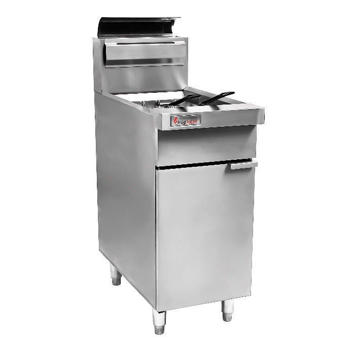 Trueheat RC Series RCF4-NG Gas Deep Fryer - ICE Group