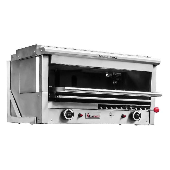 Trueheat RC Gas Salamander Broiler with Brackets S86-NG