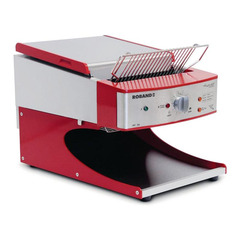 Roband Sycloid Buffet Toaster Red 500 Slices Hourly ST500AR