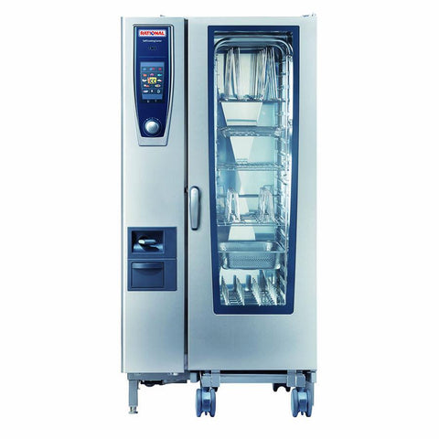 Rational Self Cooking Centre 5 Senses 20 Tray Electric Combi Oven SCCWE201