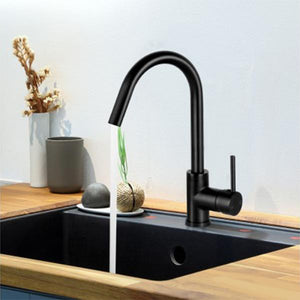 Cefito Black Mixer Faucet Tap 304 stainless steel - ICE Group