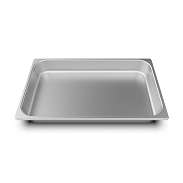 Unox Stainless Steel 65mm GN 1/1 Pan TG825