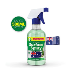 12PCE 1st Care 500ml Anti Bacterial Surface Spray Australian Made