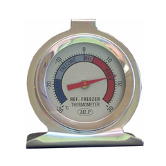 HLP Stainless Refrigeration Dial Thermometer Temp -30C to +30C RTM3030