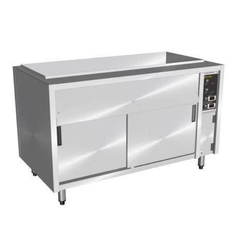 Culinaire Bain Marie Hot Cupboard Under Bench 3 Module 1100 x 750 x 900mmH 240v single phase CH.BMH.U.3