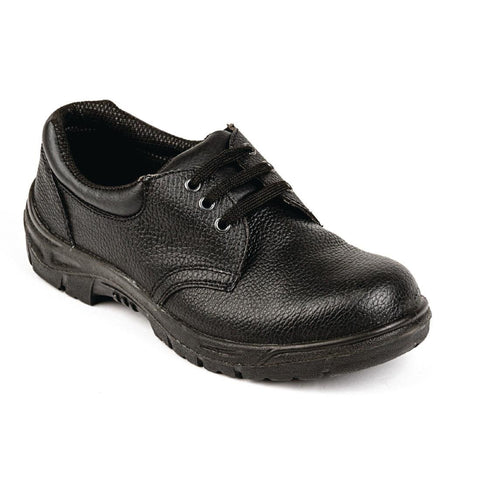 Slipbuster Unisex Safety Shoe Black 40