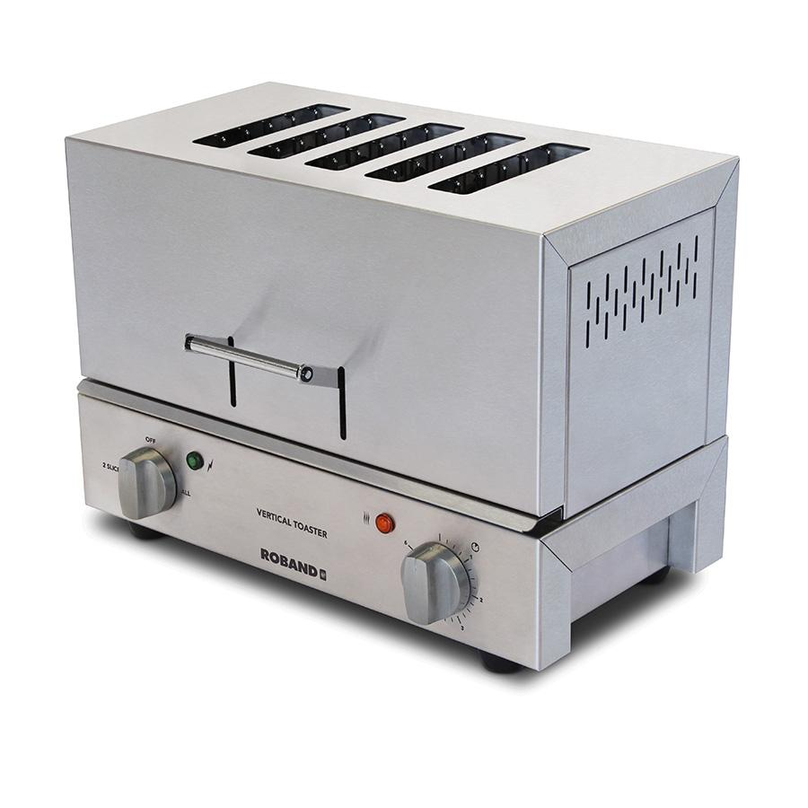 Roband Vertical Toaster 5 Slice TC55
