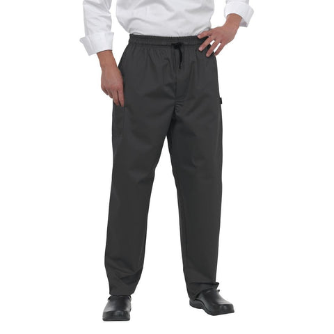Le Chef Professional Pants Black XL
