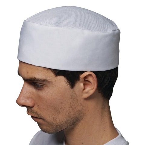 Le Chef Staycool Hat White L