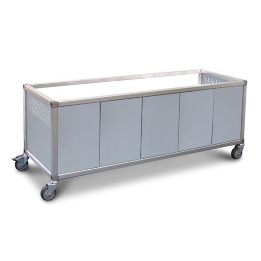 Roband Stainless Steel Panels (To Suit ET23 Trolley) ETP23